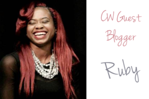 BCW Guest Blogger Ruby