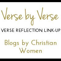 Verse by Verse [link-up V.4]