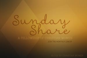 BCW Sunday Share Monthly Linkup