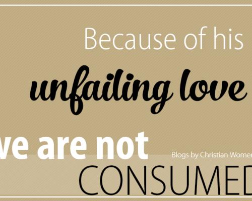 Your Unfailing Love// Psalm 6