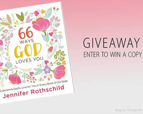 Discover 66 Ways God Loves You {Giveaway}