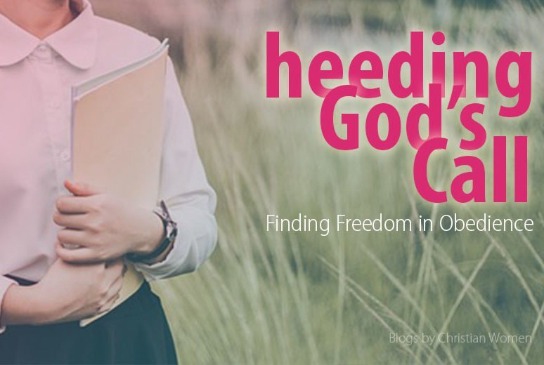 Heeding God's Call