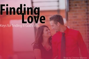 Tips for finding Love the Godly Way