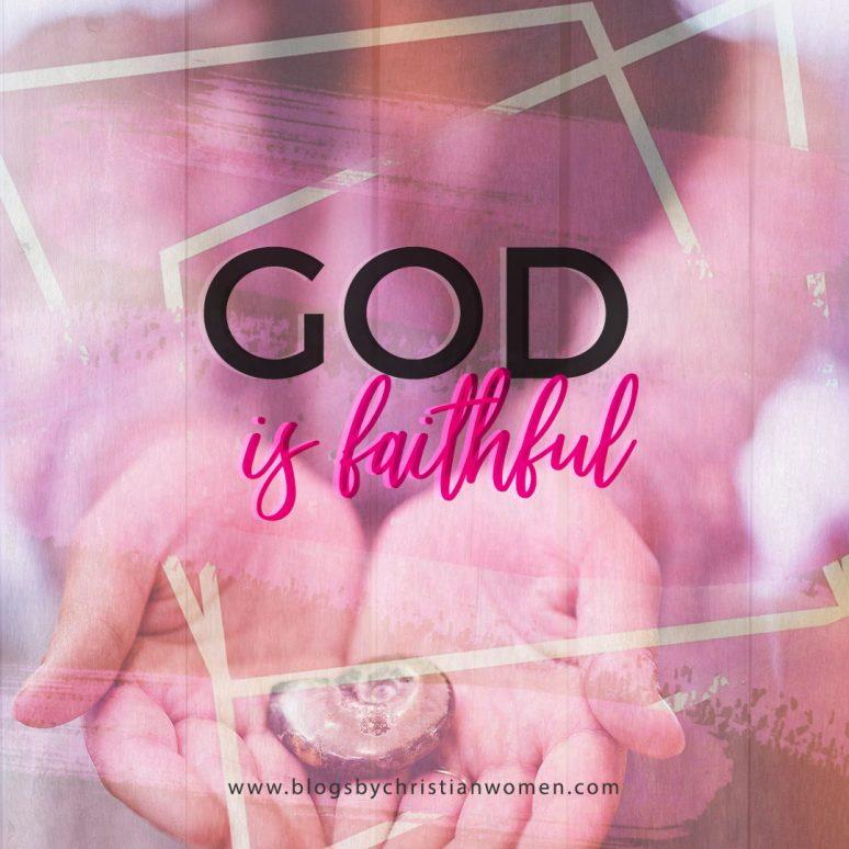 Is God Faithful