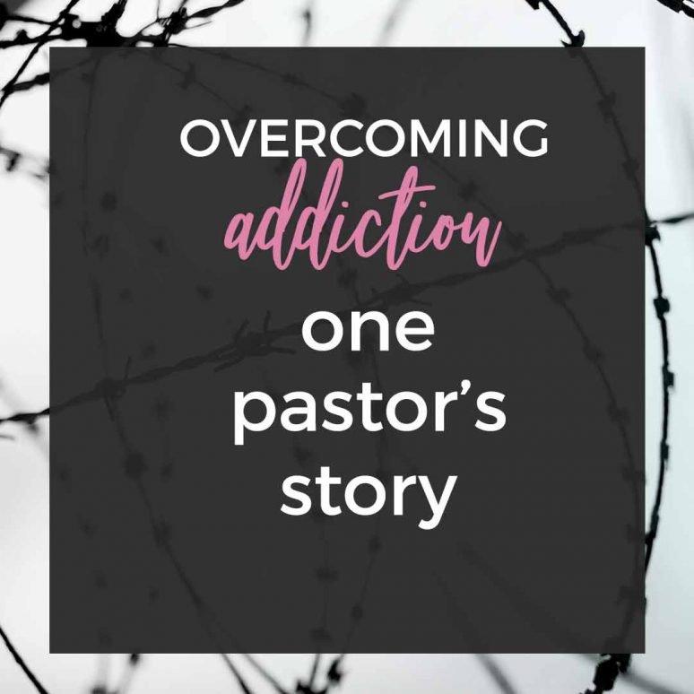Christians overcoming addiction