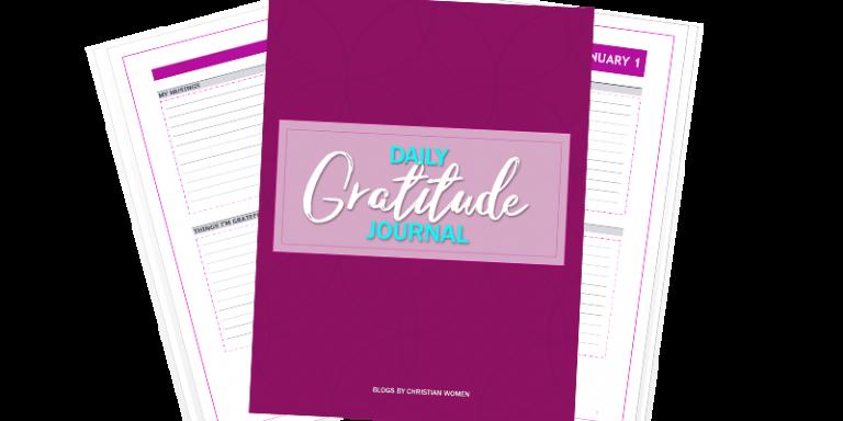 Daily Gratitude 1 Year Planner