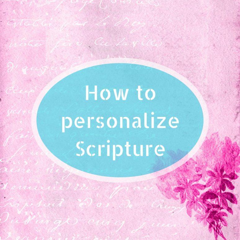 Making Scripture Come Alive