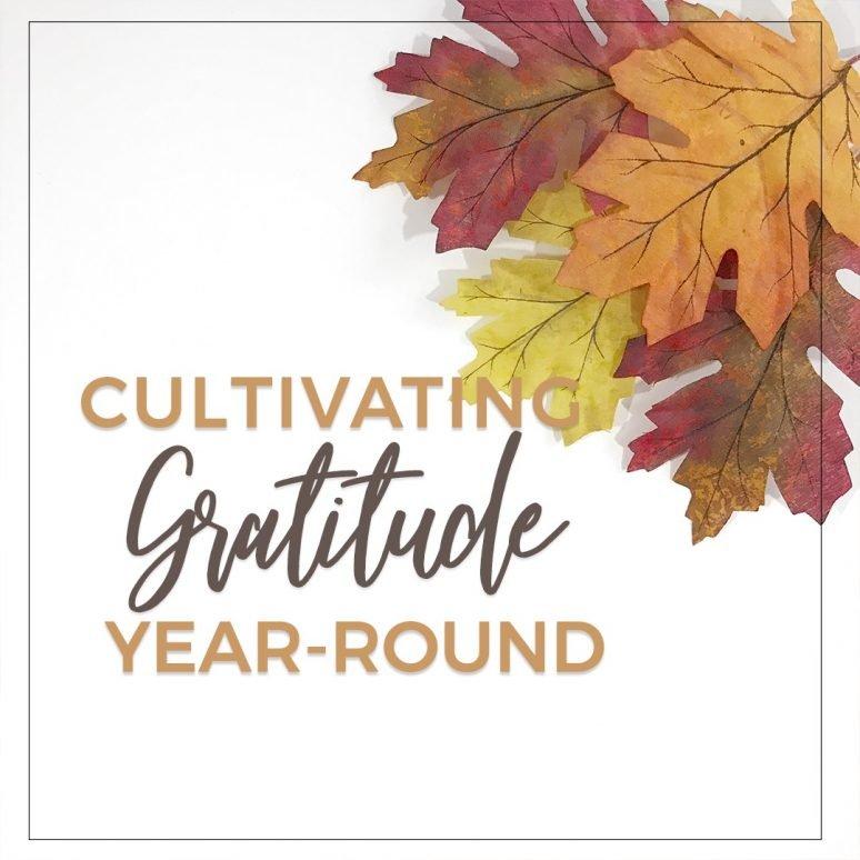 Year Round Gratitude