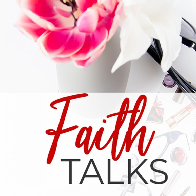 How to talk about faith