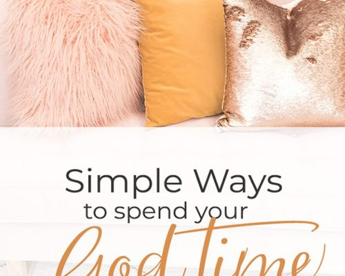 "How to Spend Your ""God Time"""