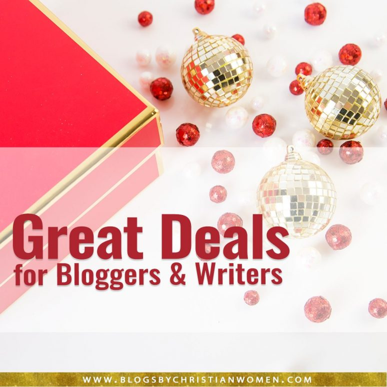Top Black Friday Deals for Bloggers
