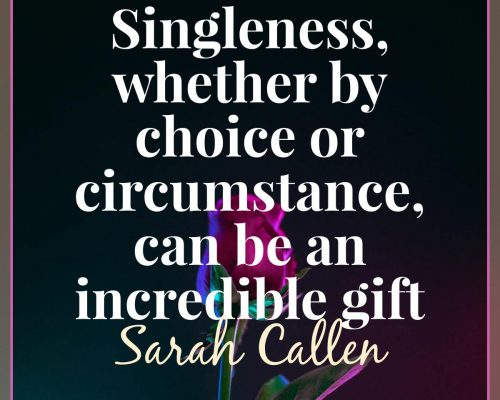 Why Don't We Celebrate Singleness?
