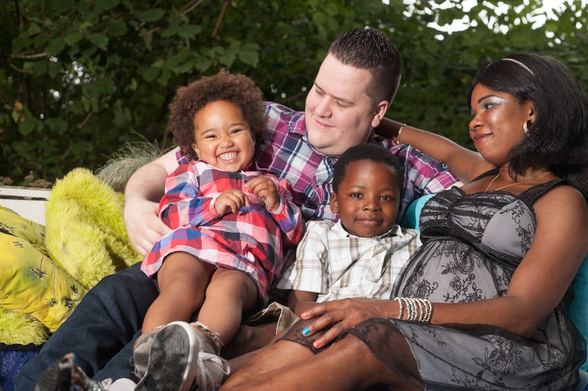 Christian parent and family resources for interracial families