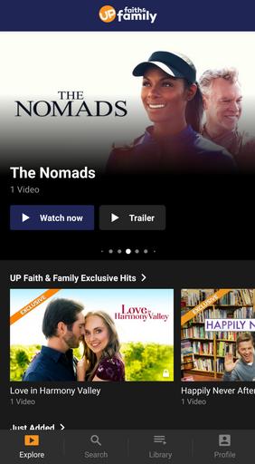 Up Faith and Family App